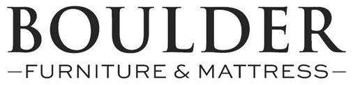 Boulder Furniture and Mattress Logo